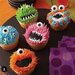 25 Best Ideas About Monster Cupcakes On Pinterest