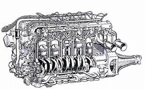 Vr6 Engine Diagram Color