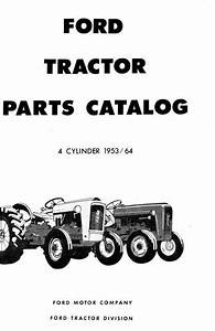 Wiring Diagram For Ford 601 Tractor  Ford  Auto Wiring Diagram