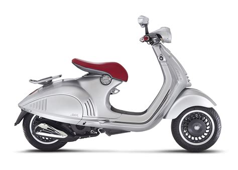 Vespa 946 Modification by Vespa Launches The 946 Bellissima Motorcycle News