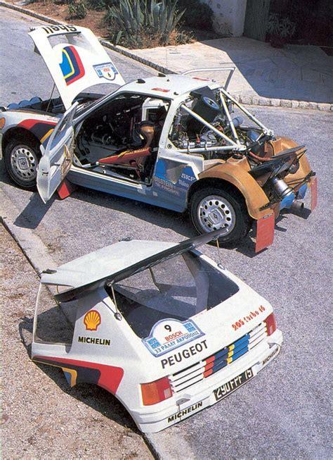 peugeot 205 turbo 16 evo 2 tour de corse 1986 profil24 profil24 p24101 2 peugeot 205 turbo 16 evo 2 tour de corse