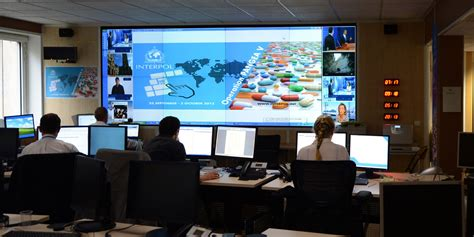 siege interpol cybercriminalité interpol noue un partenariat inédit