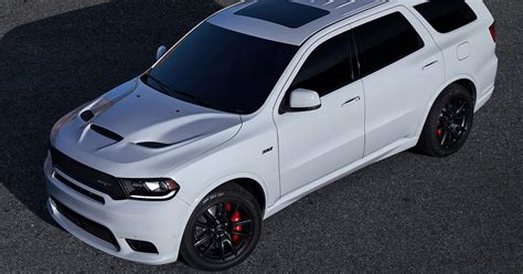 Ranked at #15 in our midsize suv of new cars. 2018 Dodge Durango SRT stands apart in SUV segment