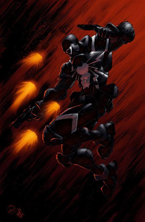 Agent Venom Matteoscalera By Confuciusretaliation On