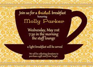 brunch invitations wording on sale digital coffee cup bridal breakfast wedding shower