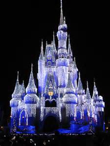 29 see the castle lights at cinderella castle