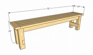 Simple Wood Bench Plans Diy Woodworking Plans Deck Bench