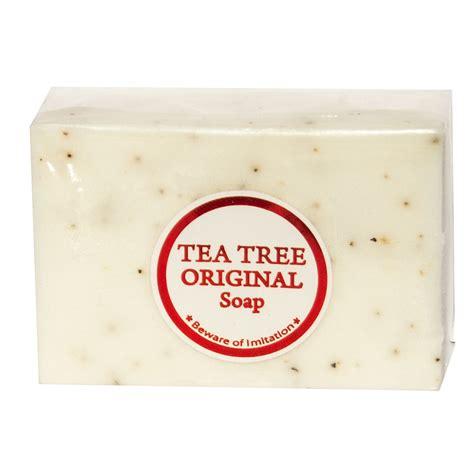 Original Tea Tree Soap - Antiseptic/Whitening Soap Bar for