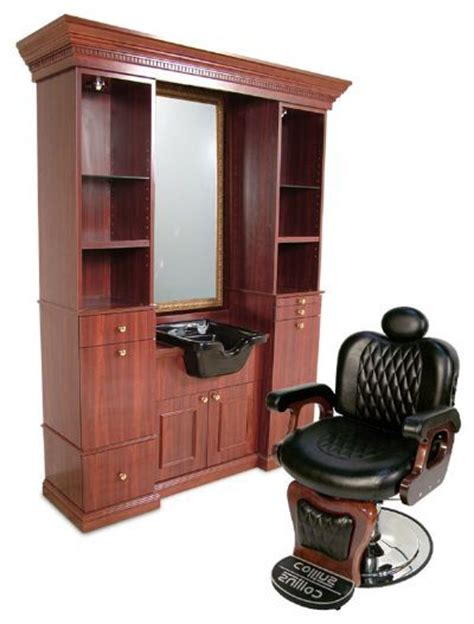 Barbers Barber Chair And Barber Shop Chairs On Pinterest