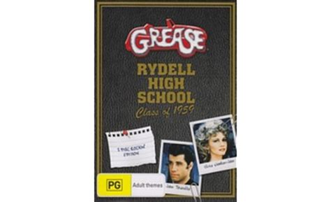 GREASE: Rydell High School Class Of 1959 (2 Disc Rockin