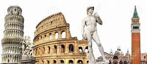 Italian Landmarks Clipart (26+)
