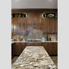 Installing Ice Brown Granite Countertop For Your Home