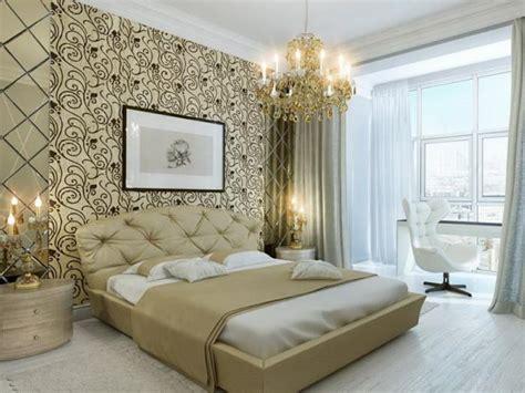 chambre à coucher style baroque le lit baroque en 40 photos romantiques