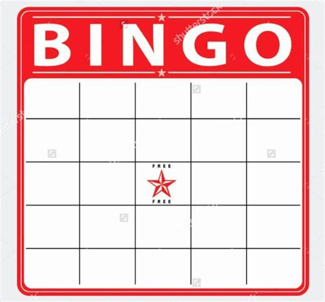 bingo card template    bingo cards