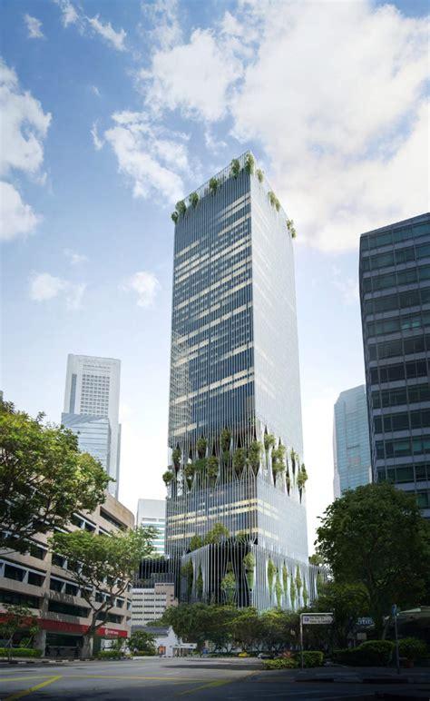 Singapore Tower Big Bjarke Ingels Group Area