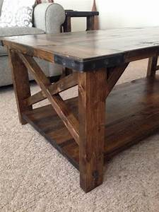 Used rustic coffee and end table set in lexington for Rustic coffee table and end table set