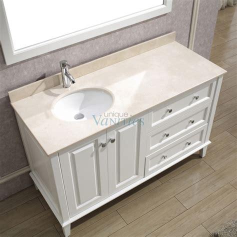 left offset sink vanity 48 bathroom vanity with left offset sink bathroom vanities