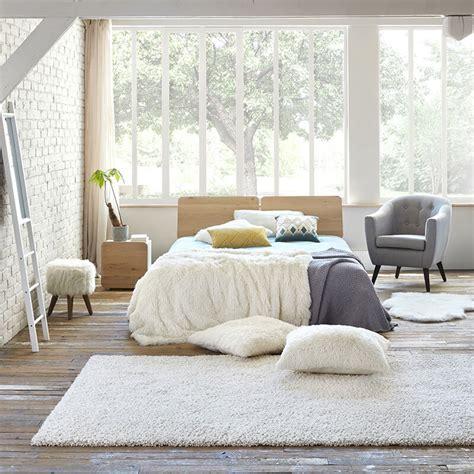 chambre bois blanc chambre bois et blanc cool chambre a coucher adulte bois