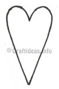 Primitive Decorating Ideas For Christmas by Valentine S Day Wood Craft Free Country Heart Template