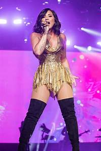 Demi Lovato - Performing at BeautyKind Unites Concert for ...