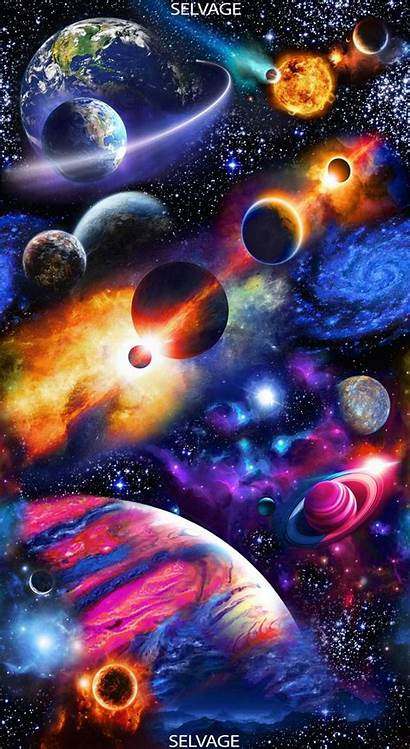 Solar System Galaxy Planets Space Stars