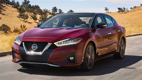 2020 Nissan Maxima Detailed by 2020 Nissan Maxima Release Date Nissan Review