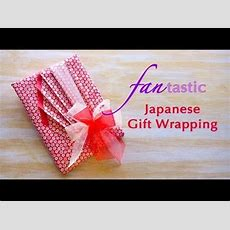 Fantastic Japanese Gift Wrapping Youtube