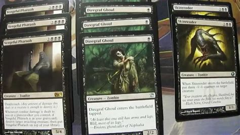innistrad theme deck tech mtg magic the gathering