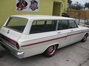 1964 Ford Fairlane Ranch Wagon For Sale  Photos  Technical