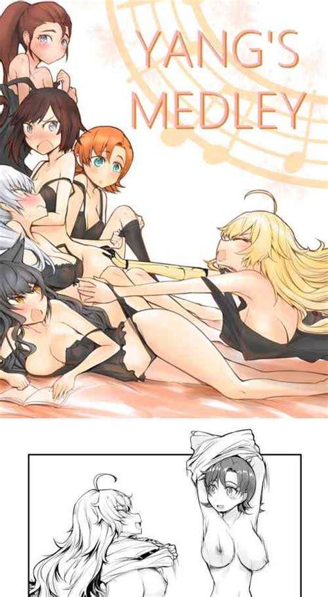 Parody Rwby Nhentai Hentai Doujinshi And Manga
