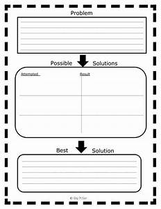 Problems and Solutions Anchor Chart and Free Graphic ...