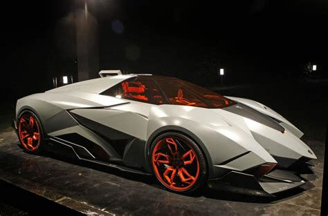 lamborghini egoista concept car finds  home  italy