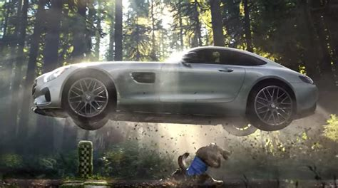 Mercedesbenz May Have The Best Ad Of Super Bowl Xlix Video