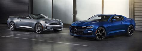 2019 Chevrolet Camaro Revealed With New Looks  Gm Authority