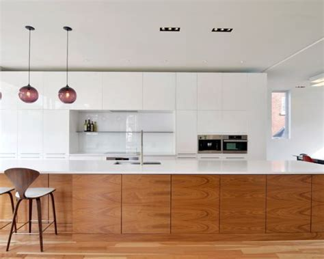 white and wood kitchen cabinets white and wood kitchen ideas pictures remodel and decor Modern