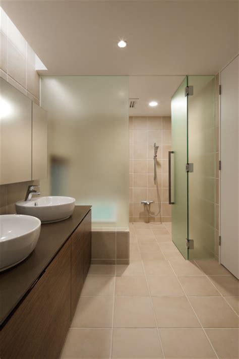 astounding modern bathroom designs full