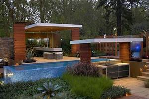 Bar Exterieur Design : am nager un bar de jardin conseils utiles ~ Melissatoandfro.com Idées de Décoration