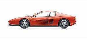 Ferrari Testarossa : « LA » supercar des années 80 ...