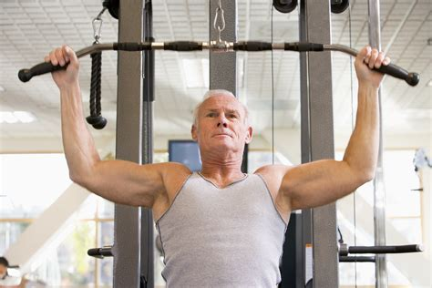 Resistance Training vs Ageing - www.gymproject.co.uk