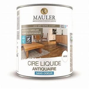 cire d39antiquaire liquide sans odeur pour meuble et With cire liquide parquet