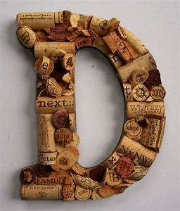 or if you don39t have time to diy you can always order With wine cork crafts letters