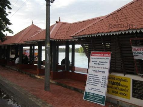 Boat Jetty Service by Kerala Travel Tips Kerala Backwaters On A Shoestring Budget