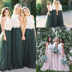 322 best bridesmaid dresses images on pinterest With country wedding party dresses