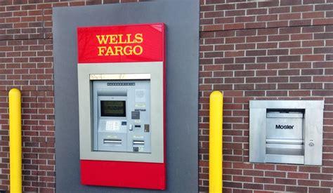 wells fargo brings cardless smartphone cash withdrawals