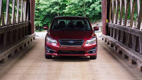 Future Used Car Review 2015 Subaru Impreza 20i Limited