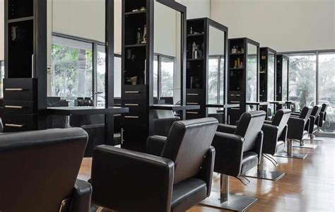 Ideas Salon Station by 8 Best Completed Hair Salon Design Ideas Images On