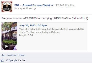 top  english defence league edl lies