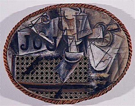 nature morte à la chaise cannée picasso actuellement musée national picasso