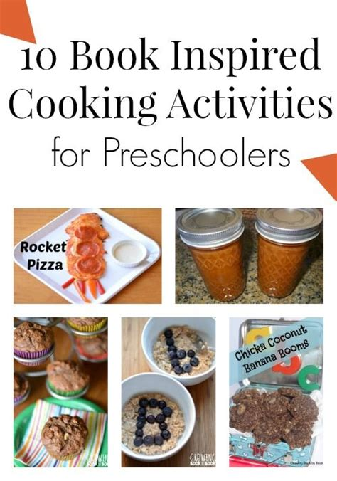 10 book inspired cooking activities for preschoolers 546 | aa6daf66c89dc409e803c48adf3782a9