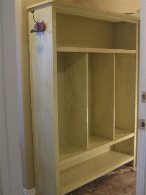 ana white aged lockers diy projects